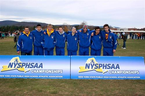 Cross Country State Team