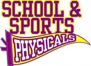 School and Sports Physicals