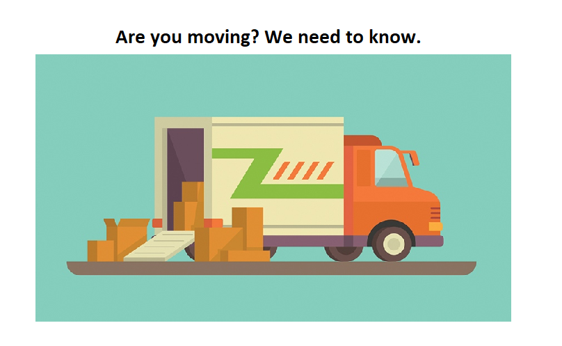 Are you moving? graphic