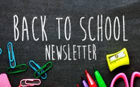 graphic - back to school newsletter