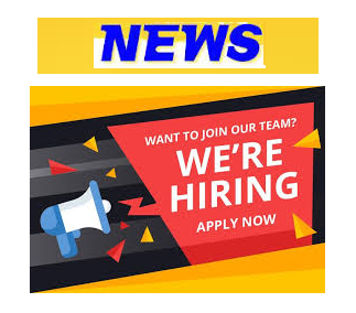 Now Hiring - See available positions by clicking here